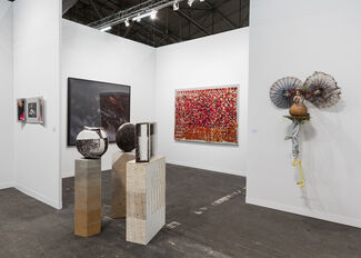 Galerie Nathalie Obadia at The Armory Show 2017, installation view
