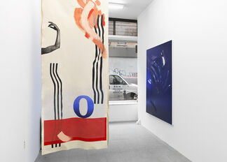 Madrugada, installation view