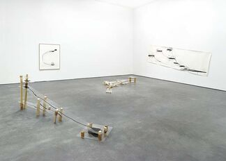Al Taylor: Pet Stains, Puddles, and Full Gospel Neckless, installation view