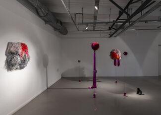Galia Gluckman | Soirée, installation view