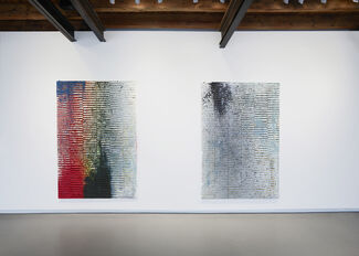 Koen Delaere: Beaches and Canyons, installation view