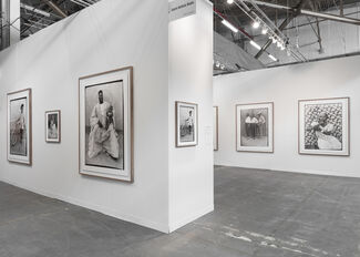 Galerie Nathalie Obadia at The Armory Show 2018, installation view