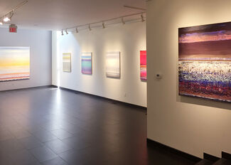 Integral: The Ambient Paintings of Bruno Kurz, installation view