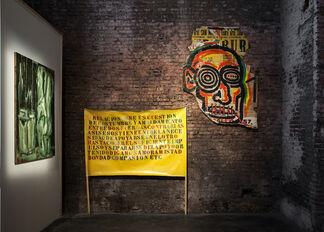 Cosmocosa at arteBA Focus 2017, installation view