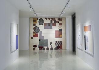 Aquellos mundos, installation view
