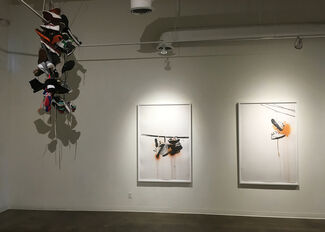 Fahamu Pecou - The People Could Fly, installation view