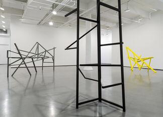 Willard Boepple: Sculpture, installation view