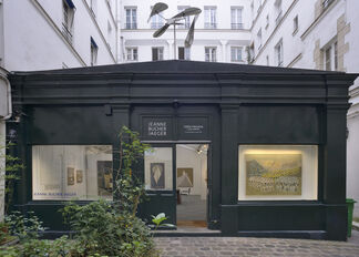 Vera Pagava - Celestial Bodies. Curator : Matthieu Poirier, installation view