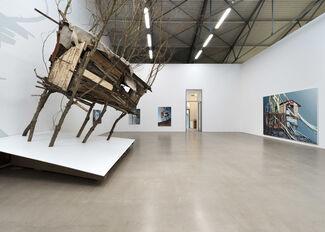 Mirjam Völker: Nachtgleiche, installation view