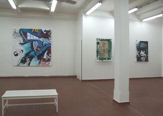 Michael Bevilacqua: Corrosion of conformity, installation view