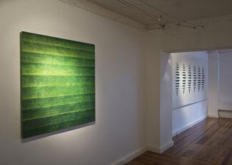 Hanene - Breathing Gently, installation view