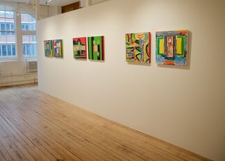 Abstract Mind, installation view