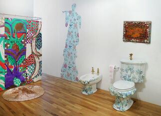 The Amusing Style, installation view