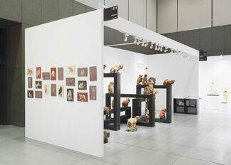 Gallery 38  at Art Fair Tokyo 2017, installation view