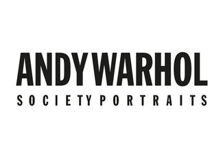 Andy Warhol Society Portraits, installation view