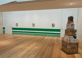 Sightings: Martin Creed, installation view