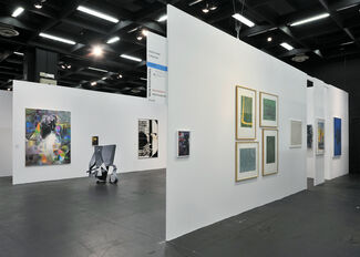 Galerie Sabine Knust at Art Cologne 2019, installation view