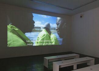 JR — 'TEHACHAPI', installation view