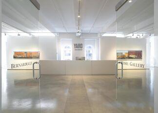 Adam Normandin: YARD, installation view