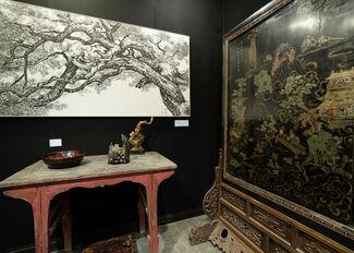 Rasti Chinese Art at Fine Art Asia 2017, installation view