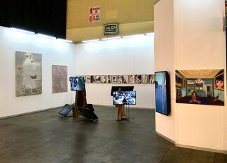 PIEDRAS at arteBA 2019, installation view