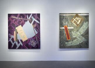 Ann Purcell: The Caravan Series, installation view