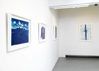 Brian Buckley | Ghost Ship, installation view