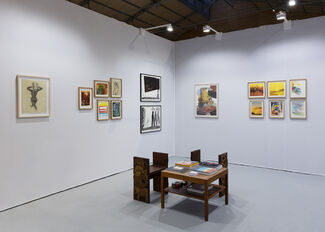 VNH Gallery at Drawing Now Paris 2019, installation view