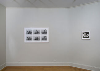 Eureka: William Wegman Photographs 1970 - 1975, installation view