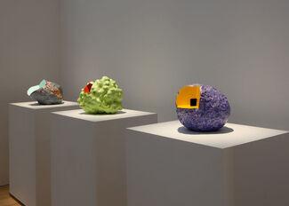 Ken Price: A Retrospective, installation view
