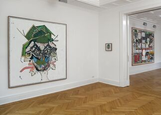 Zachary Armstrong, installation view