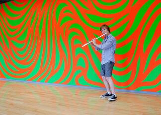 Sol LeWitt: A Wall Drawing Retrospective, installation view