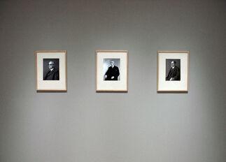 August Sander/Boris Mikhailov: German Portraits, installation view