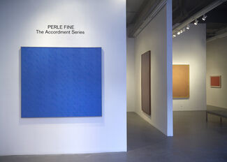 Perle Fine: The Accordment Series, installation view