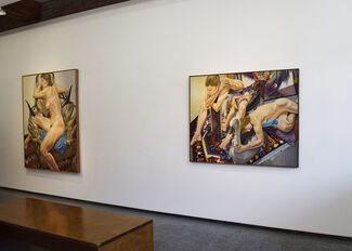 Philip Pearlstein, Today, installation view