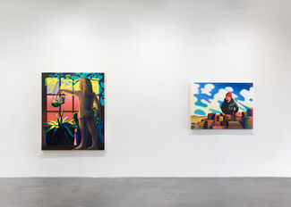 Who Died?, installation view