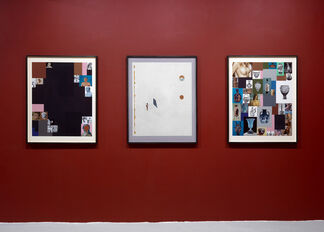 Dave McDermott - The Power and Influence of Joseph Wiseman, installation view