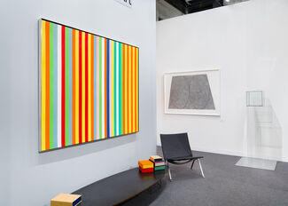 James Barron Art at The Armory Show 2015, installation view