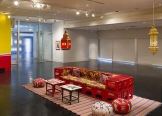 Africa Pop Studio, installation view