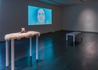 That's Why I'm Here, installation view