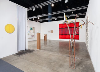CRG Gallery at Art Basel in Miami Beach 2015, installation view