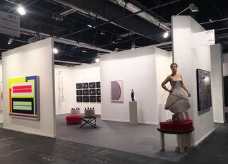 Galeria Senda at ARCOmadrid 2018, installation view