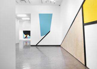 Serge Alain Nitegeka: Personal Effects in BLACK, installation view