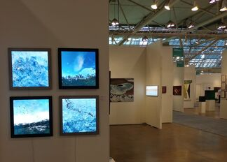 Anita Beckers at Art Toronto 2015, installation view