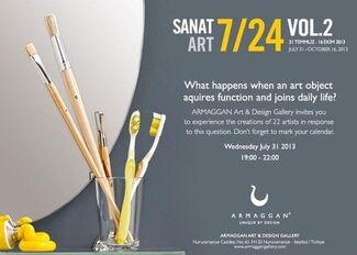 ART 7/24 VOL. 2, installation view