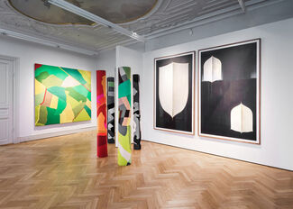 Archeology of Utopia, installation view