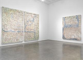 Diana Al-Hadid: Falcon's Fortress, installation view