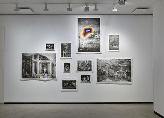 Petri Hytönen, installation view
