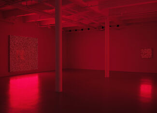 Tatsuo Miyajima: Innumerable Life/Buddha, installation view