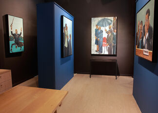 It Is What It Is, installation view